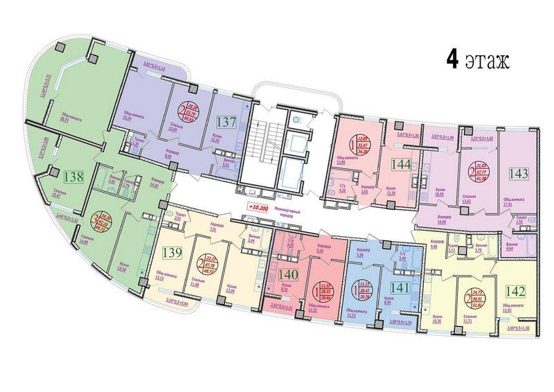 этаж 4