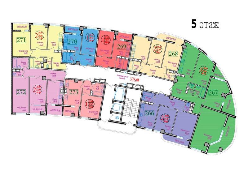 этаж 5