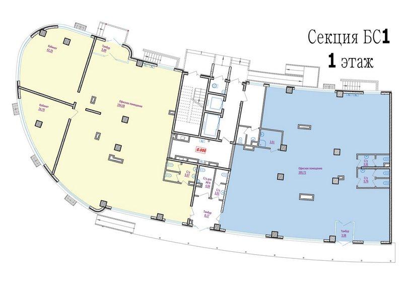 этаж 1